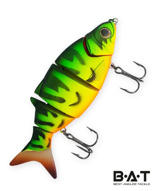 Воблер BAT Faipan 3-joint 4477105 (20 гр., 105 мм.Sinking) Цвет 254