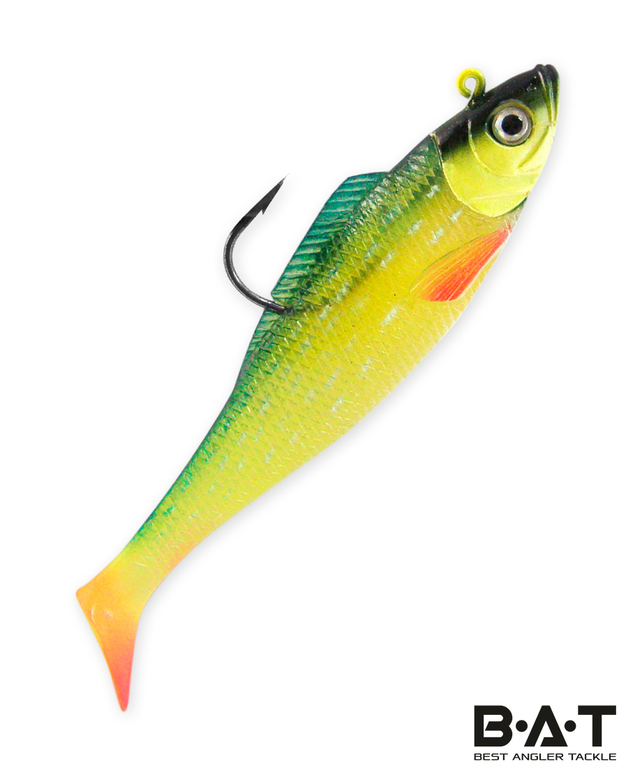 BAT CRAZY BAIT PLB80 8 см #НЕ Уп.2