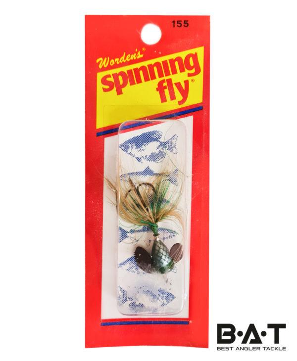 Блесна Spinning Fly (Green)