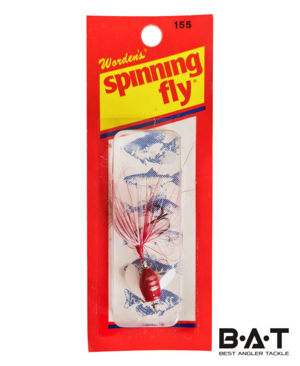 Блесна Spinning Fly (Red)