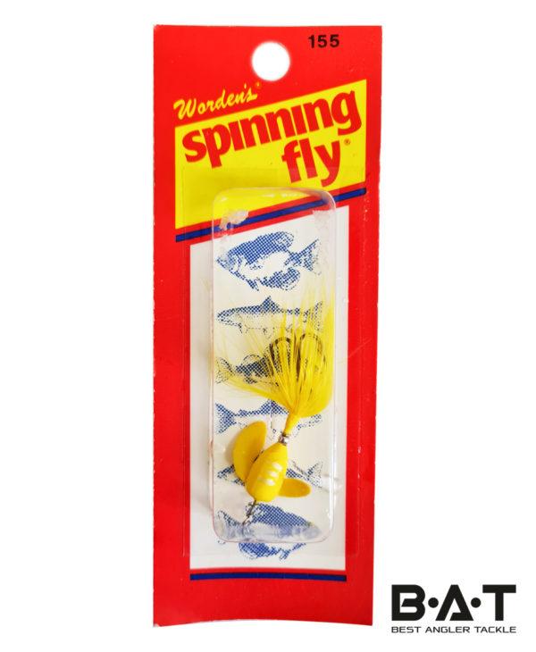 Блесна Spinning Fly (Yellow)