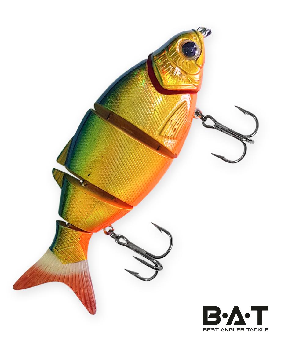 Воблер BAT Faipan 3-joint 4477105 (20 гр., 105 мм.Sinking) Цвет 307