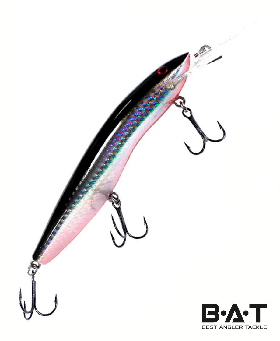 Воблер BAT Premium HALCO 009 (125мм. 22,5 гр./8 м.) Цвет A027