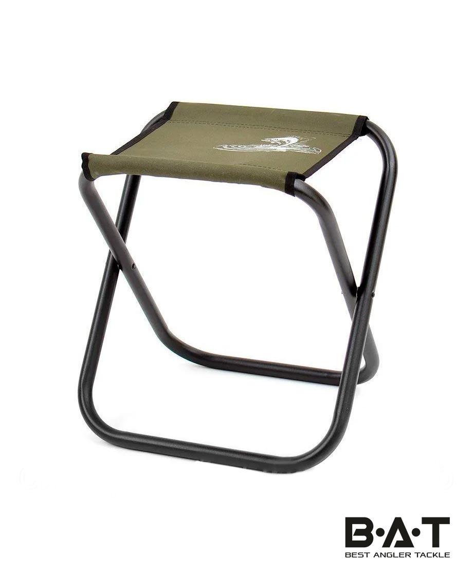 Табурет складной МАХ большой сталь (STM-03)