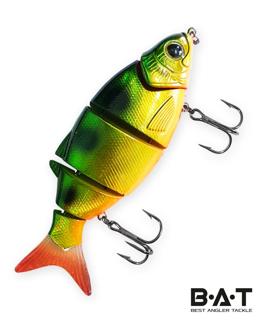 Воблер BAT Faipan 3-joint 4477105 (20 гр., 105 мм.Sinking) Цвет 251