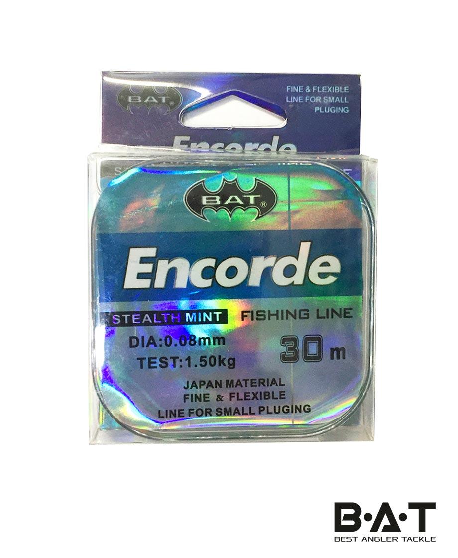 Леска ВАТ Encorde 30м 0,12мм