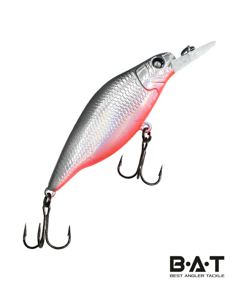 Воблер BAT Lucky Strike 4505065 Trap Fish (65мм. 6гр. 0.7m.) # H1