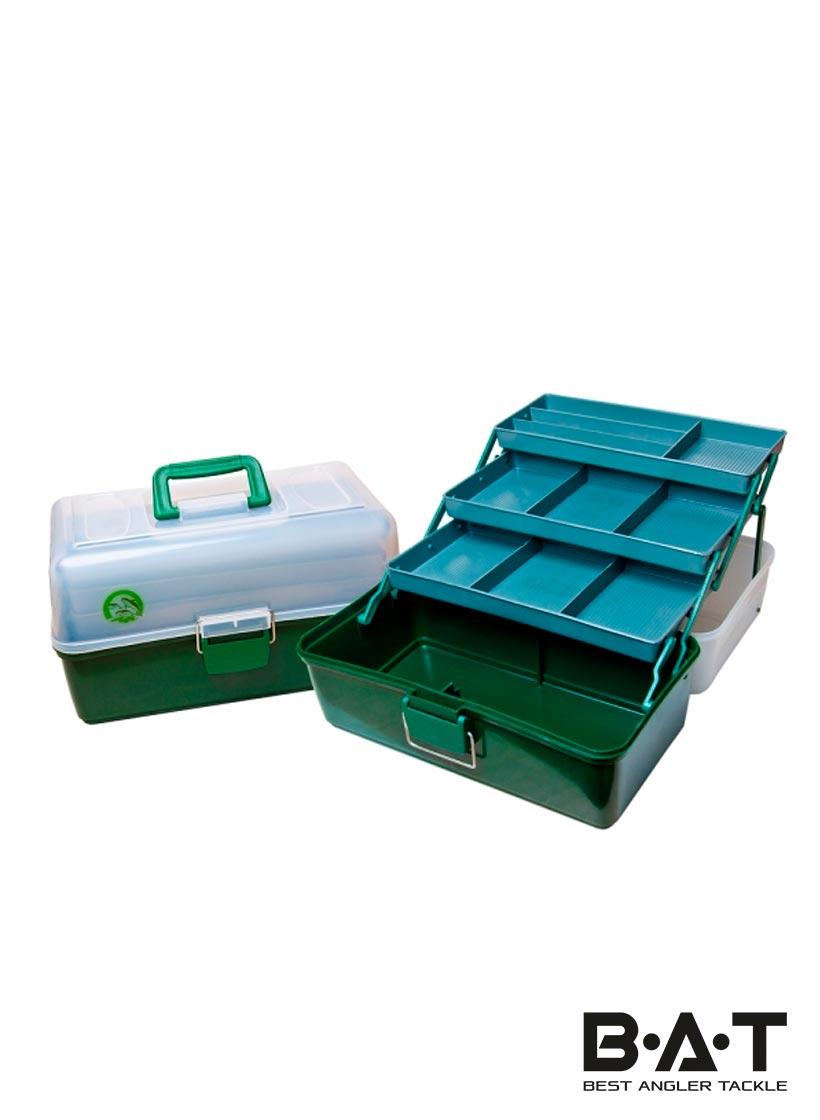 Ящик Три Кита 3х-полочный