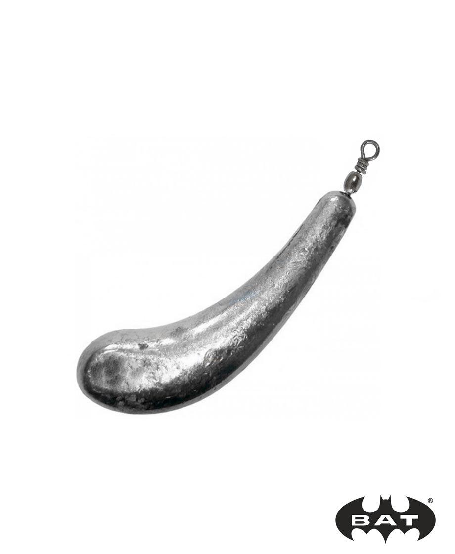 Волжские Груза «Банан» 28 гр. Уп.10 (Дроп-шот).