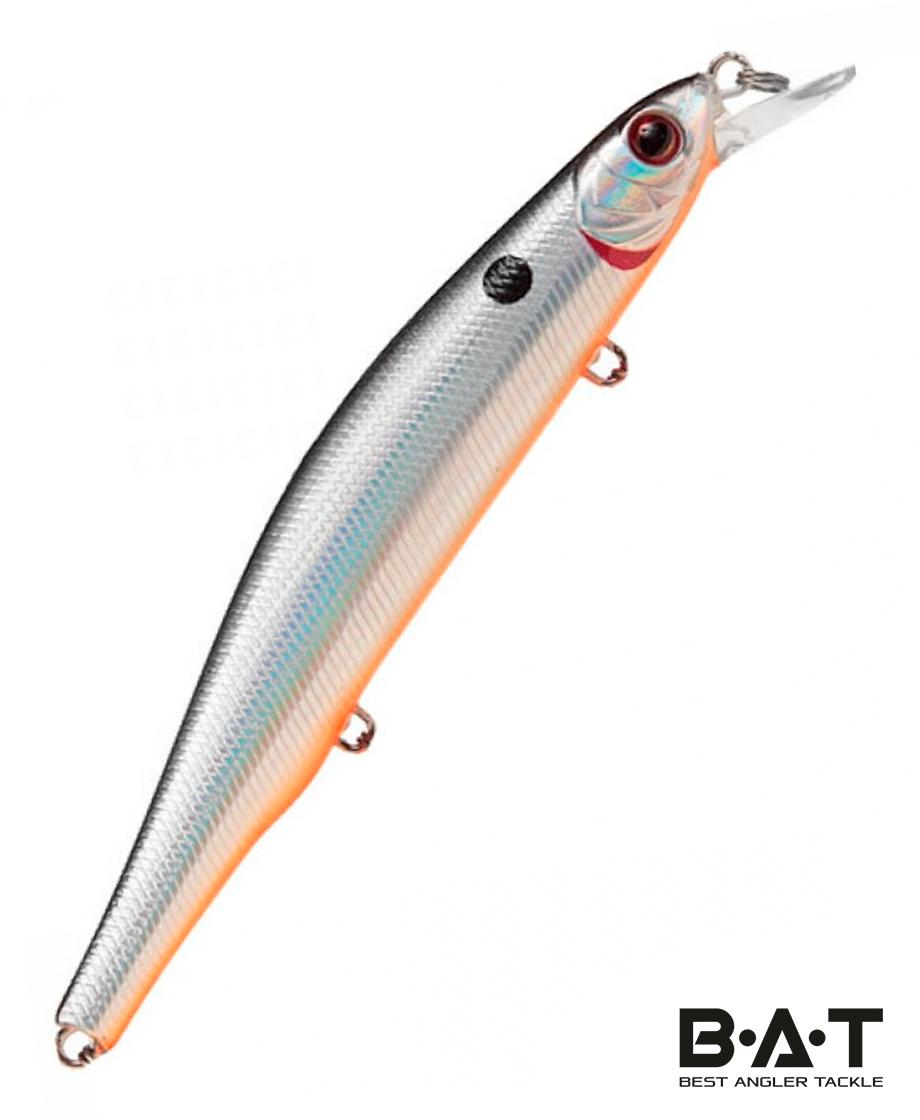 Воблер Kosadaka MASCOT SP суспен., 110мм, 16.5г., 0.5-1.5м, цв.GT