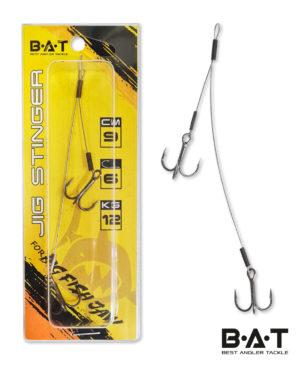 Оснастка BAT Jig Stinger 9 см. 12 кг.