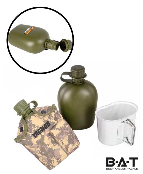 Фляга+котелок НАТО